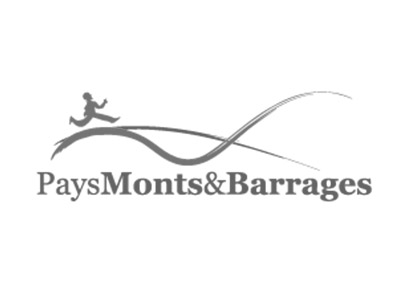 Logo monts et barrages