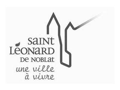 Logo saint léonard de noblat