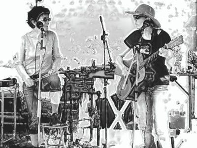 Apéro-concert avec Les Mokets