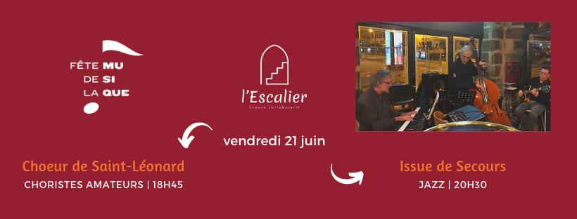 Fête de la Musique à Saint-Léonard-de-Noblat