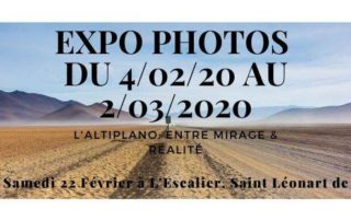 Expo photo Altiplano