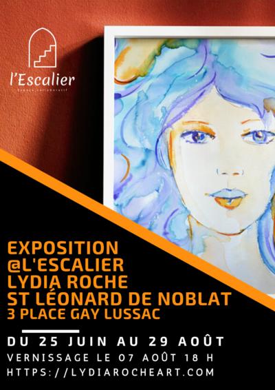 Exposition de Lydia Roche