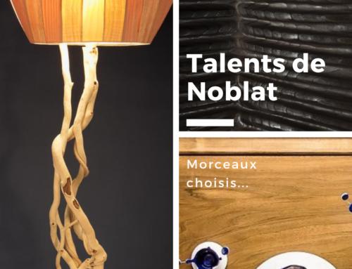 """Exposition """"Talents de Noblat – Morceaux choisis"""", jusqu'au 29 août"""