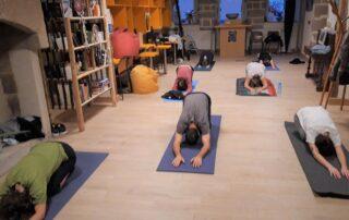 Yoga avec Fabien