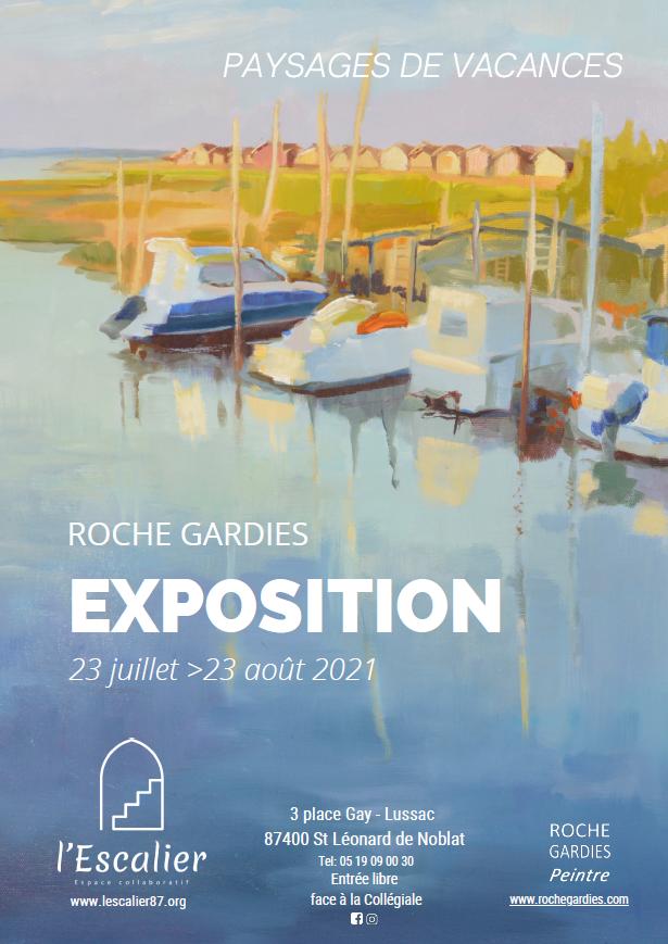 Exposition Roche Gardies
