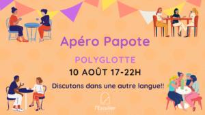Apéro Papote polyglotte