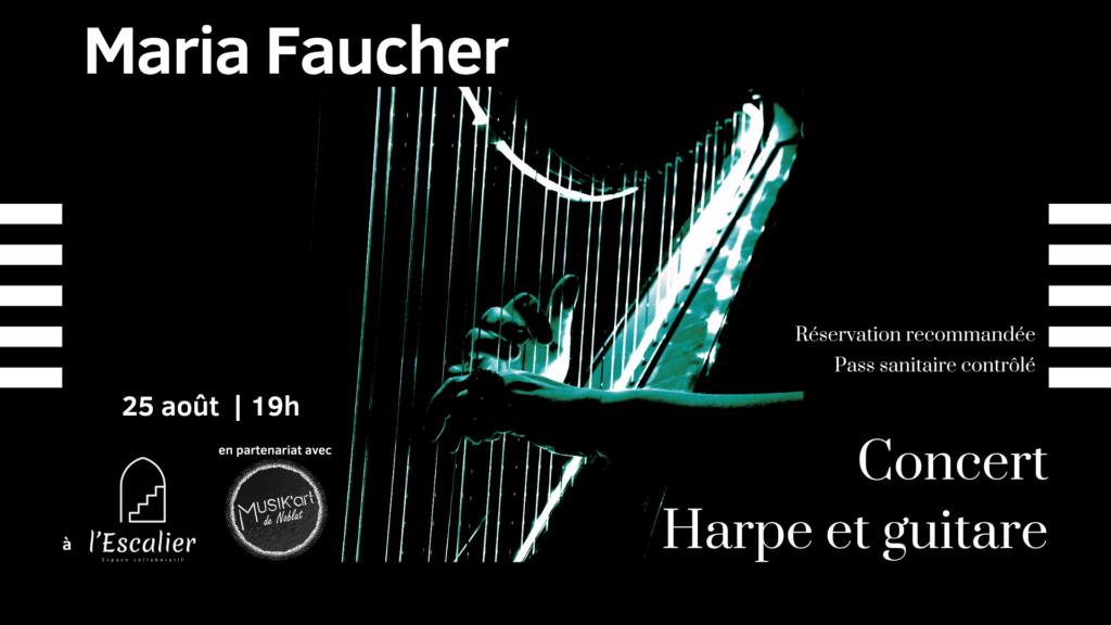 concert Maria Faucher