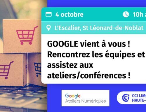 Google Tour fait escale à l'Escalier – le 4 octobre